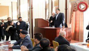Başkan Gürkan, Gülümuşağı Sakinleri İle Bir Araya Geldi