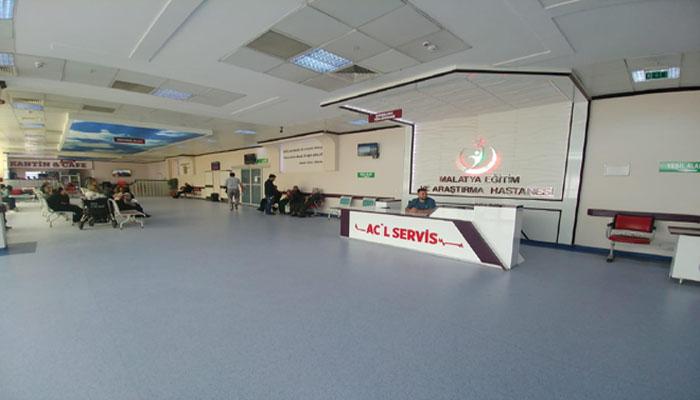 Türkiye'nin 2.Yoğunluktaki Hastanesi Kesintisiz Hizmet Veriyor