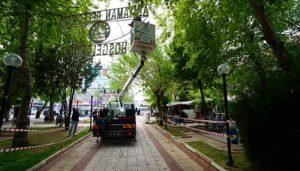 Adıyaman Belediyesi Ramazan'a Hazırlanıyor
