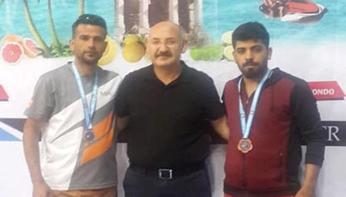 İşitme Engelli Sporcular Mersin'den Madalyayla Döndü