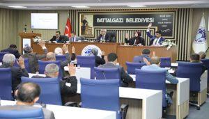 Battalgazi Belediye Meclisi, Mayıs Ayı Olağan Toplantısını Yaptı