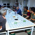 Başkan Çınar,Personeliyle Sahur Yemeğinde Bir Araya Geldi
