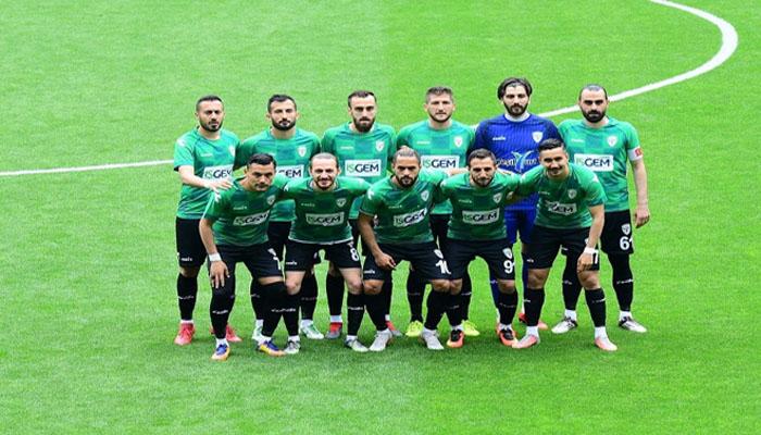 Yeşilyurt Belediyespor 3.Lig'de