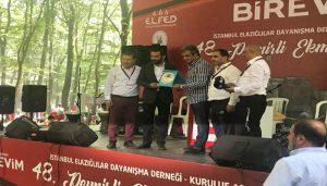 Başkan Şerifoğulları İstanbul'da Elazığlılarla Buluştu