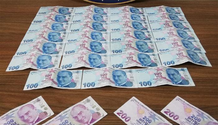 Piyasaya Sahte Para Süren Kalpazanlar Yakalandı