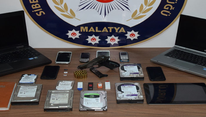 Malatya'da yasa dışı bahis operasyonu