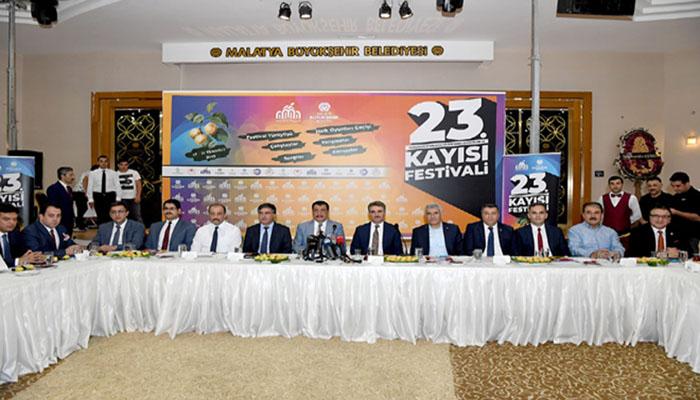 Malatya Kayısı Festivali İçin Geri Sayım Başladı