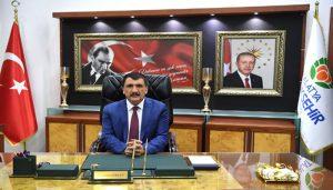 Başkan Gürkan'ın Ramazan Bayramı Mesajı