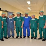 5 Hastaya Eş Zamanlı Karaciğer Nakli Operasyonu Yapıldı