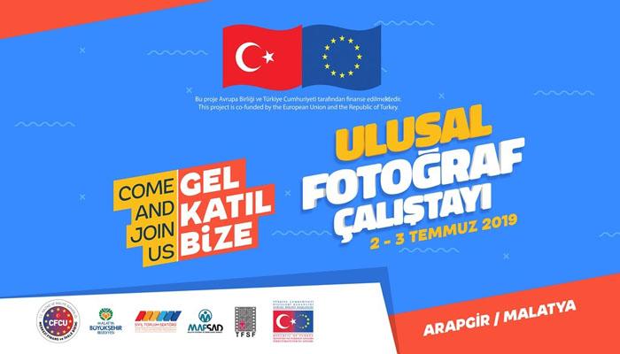 Mafsad, Ulusal Fotoğraf Çalıştayı Düzenliyor