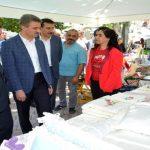 25. Yeşilyurt Kültür Kiraz ve Spor Festivali Başladı
