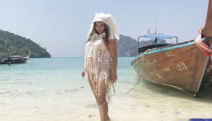 Nilay Dorsa Phuket'i Sevdi