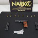 Malatya'da Bir Haftada 12 Ayrı Uyuşturucu Operasyonu:19 Gözaltı