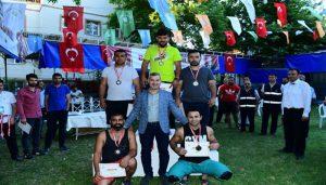 25.Yeşilyurt Kültür, Kiraz ve Spor Festivali Heyecanlı ve Coşkulu Geçti