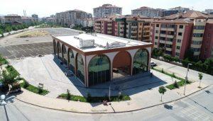 Yeşilyurt Belediyesi Emanet Çarşısı Yeni Hizmet Binasına Kavuştu