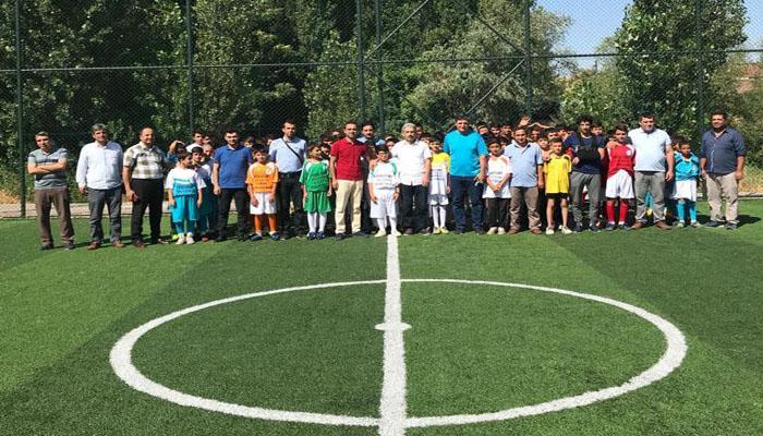 Gençlerimizi Sporun Güzellikleri İle Buluşturmaktan Mutluyuz