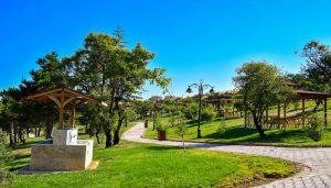 İnderesi Tabiat Parkı 1. Etabı Açılışa Hazır Hale Geldi