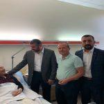 Avşar Esnaf ve Hastane Ziyaretlerinde Bulundu