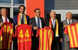TFF'den Yeni Malatyaspor'a Ziyaret