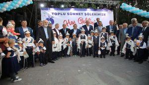 Battalgazi Belediyesi'nden Toplu Sünnet Merasimi