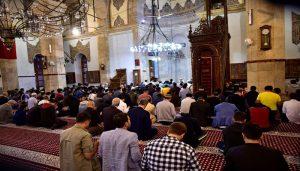 """Sabah Namazında """"Barış Pınarı Harekatı"""" İçin Dualar Edildi"""