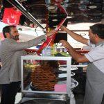 Şerifoğulları, Mehmetçiğe Destek İçin Esnaflara Türk Bayrağı Dağıttı