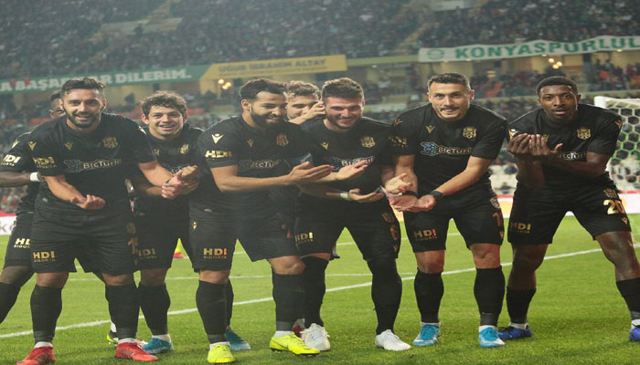 İ.H. Konyaspor – BtcTurk Yeni Malatyaspor: 0-2