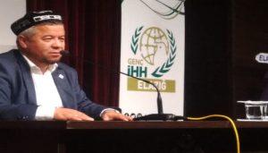 İHH'nın Düzenlediği Konferans'ta Doğu Türkistan Anlatıldı