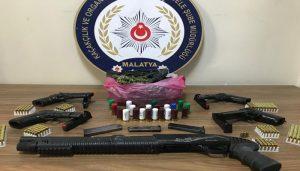 Silah Ticareti Yapan 6 Şüpheli Yakalandı