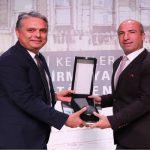 Tarihi Kentler Birliği'nden Akçadağ Belediyesi'ne Başarı Ödülü