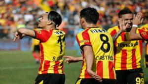 Göztepe 1 – 1 Btcturk Y. Malatyaspor