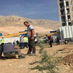 Seza Çimento Çalışanları 1.111 Fidan Dikerek Geleceğe Nefes Oldu