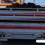 9 Ton Odun Çaldılar Yakayı Ele Verdi