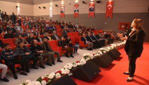 """MTÜ'de Öğrencilerle """"Yüz Yüze Etkinliği"""" Yapıldı"""