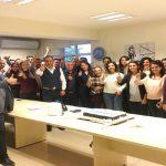 Fırat Edaş Enerji Çalışanları Haftası'nı Kutladı