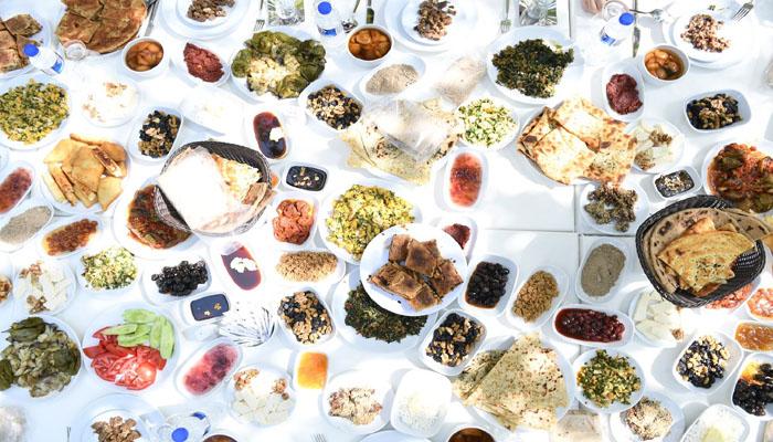 Malatya ve Yeşilyurt Mutfağını Dünya Tanıyacak