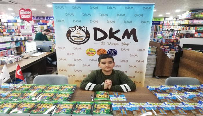 Adana Küçük Yazarı Çok Sevdi