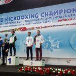 Mehmet Kaya'dan Tarihi Başarı