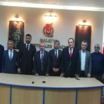 Malatya Gazeteciler Cemiyeti (MGC) Yeni YönetimineHhayırlı Olsun Ziyaretleri Sürüyor.