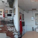 Malatya Gazeteciler Cemiyeti Binası Hasar Gördü