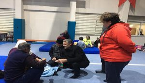 Deprem Nedeniyle İl Müdürlüğümüz Teyakkuzda