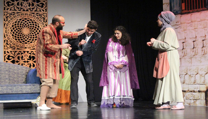 EBB Şehir Tiyatrosu'ndan Yeni Bir Oyun Daha Zoraki Tabip