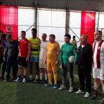Şehit Polis Fethi Sekin Anısına Halı Saha Futbol Turnuvası Düzenlendi