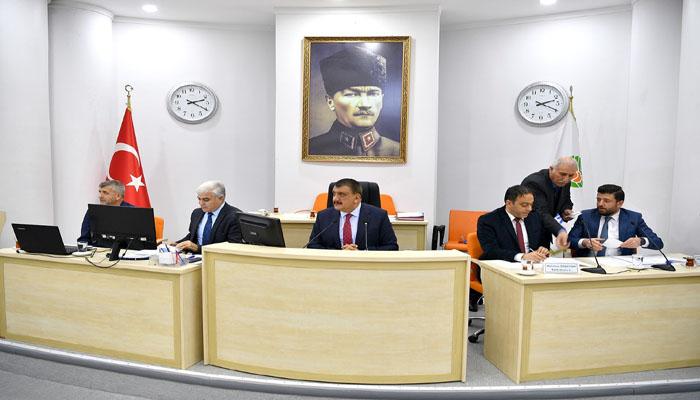 2020 Yılının İlk Meclisi Toplandı