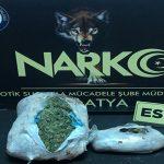Narkotikten Madde Kullanımı ve Satışı Yapanlara Operasyon