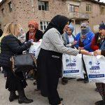 Battalgazi'nin Kalbi Kadın Kooperatifi'nden Depremzedelerelere Destek