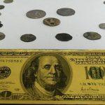 Metal Dolar Banknot Kalıbı Ele Geçirildi