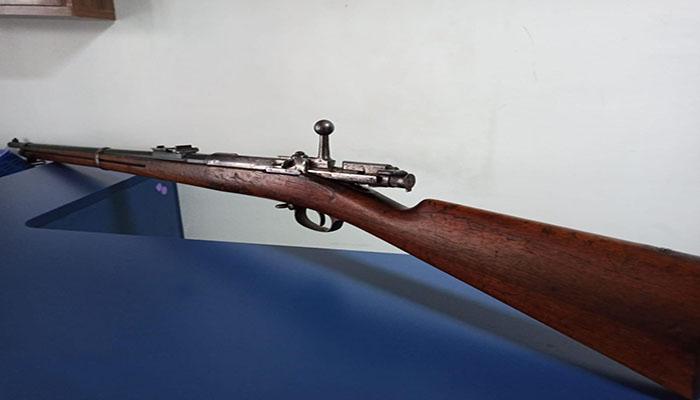 Malatya'da Mavzer Tüfek Ele Geçirildi