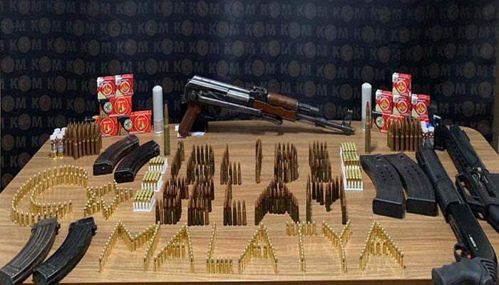 Silah Kaçakçılığı ve Gasp Şüphelilerine Operasyon