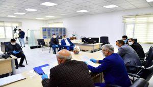 Yeşilyurt Belediyesi Her Noktada (Covid-19) Tedbiri Uyguluyor